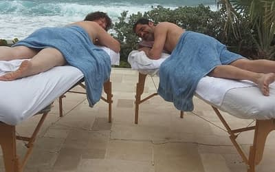Swedish Massage in Private Villa