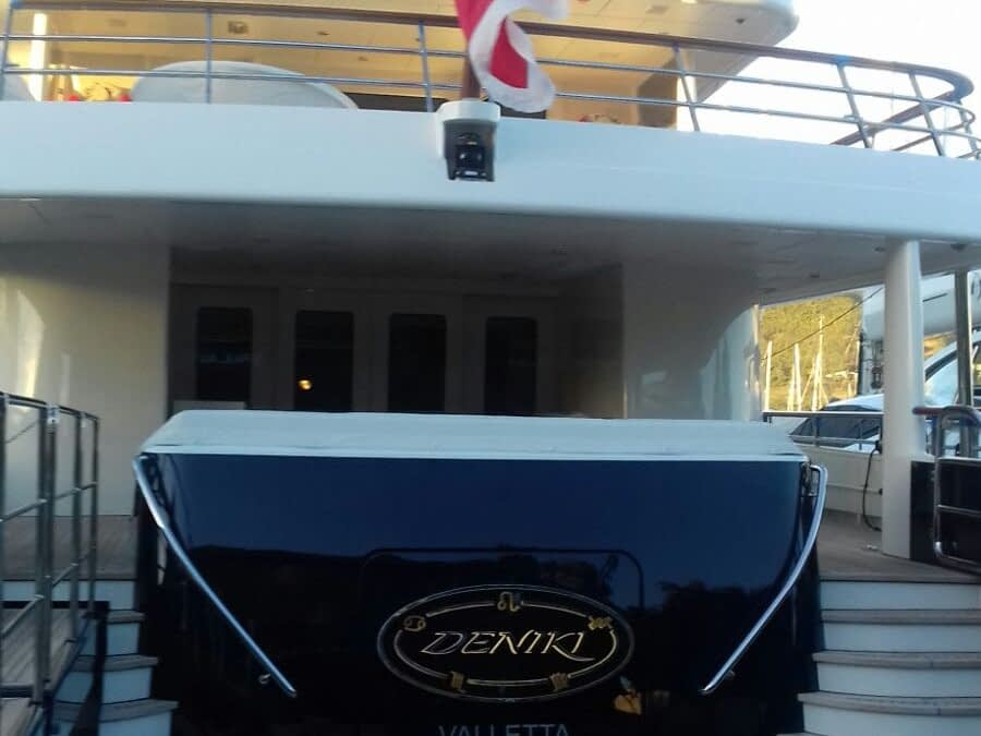 Yacht Deep Tissue Massage